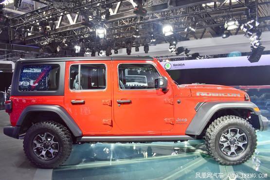 全新Jeep牧说道马人预售46万起 7月内将上市