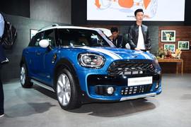 MINI COUNTRYMAN 2015上海车展 新车图片