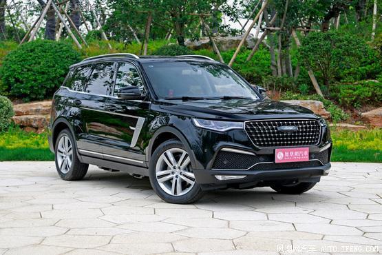 【南昌】众泰T800售13.98万元起 现车售