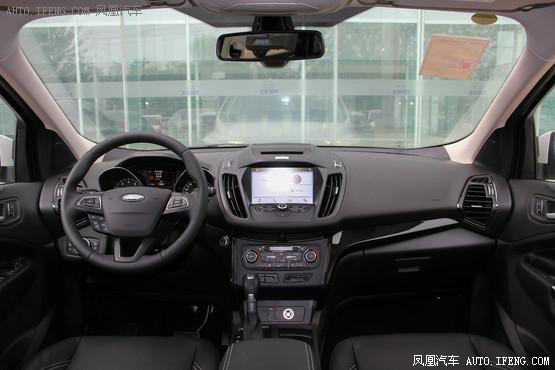 2017款 福特翼虎 EcoBoost 180 四驱豪翼型