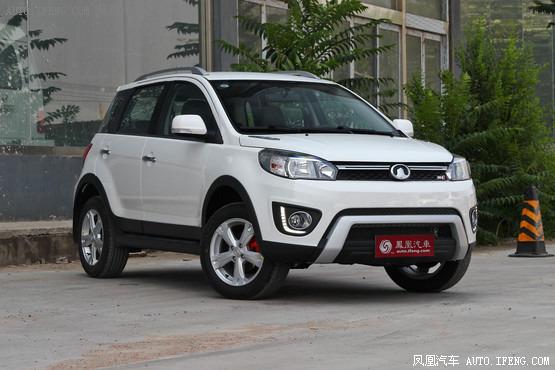 太原长城M4购车最高可优惠2千 现车在售