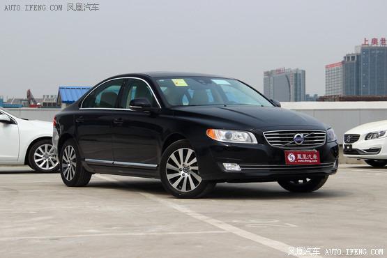 沃尔沃S80L系现车出售 最高优惠10.99万