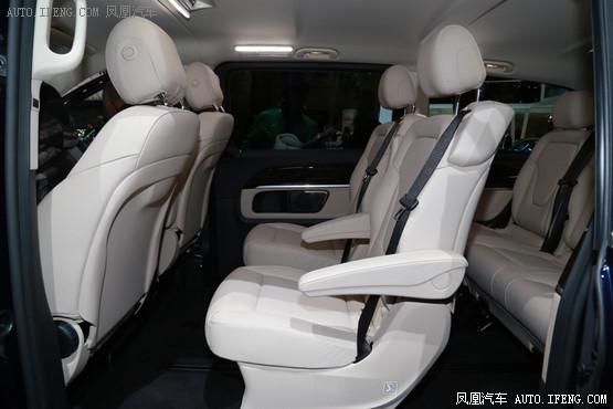 奔驰全新v-class正式发布 搭载多种动力