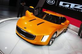 起亚GT4 概念车