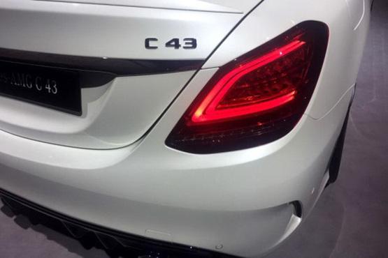 2018日内瓦车展:新款AMG C 43亮相