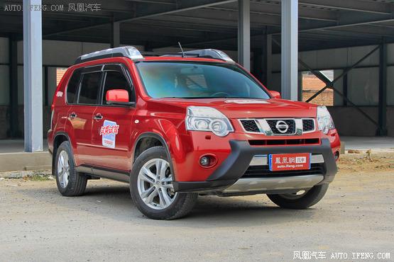 2012款 日产奇骏 2.5L 自动至尊版 XV