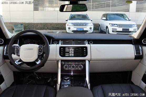 2015款 路虎揽胜 3.0 V6 SC Vogue SE 创世加长版