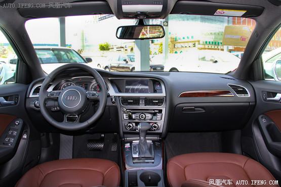 2016款 奥迪A4L 35 TFSI 自动技术型