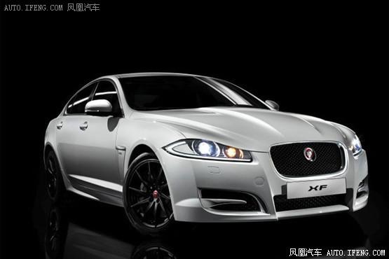 捷豹XF推两款限量版车型 售56.8万起
