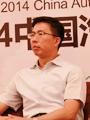 吉利控股集团副总裁孙晓东