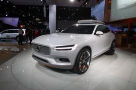 沃尔沃XC Coupe 概念车