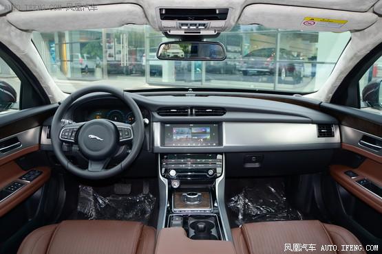 国产捷豹XFL将推混动版 百公里油耗低于3升