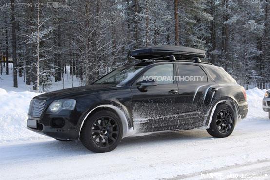 宾利第二款SUV新车计划 风格似宝马X6 - 曹教授 - 曹教授的博客
