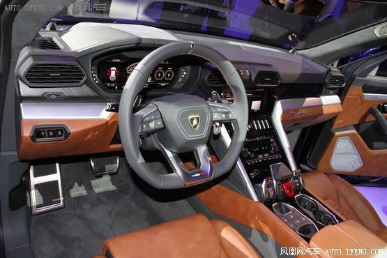 兰博基尼Urus终于上市 售价只有313万元