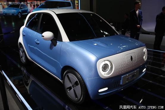 2018北京车展:长城欧拉R1/R2概念车发布</span></h3>