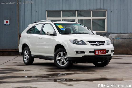 比亚迪S6车展政策提前享 购车钜惠5000