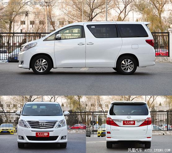 日产贵士相比上一代有了明显的变化,车型设计更符合商务mpv的定位.图片