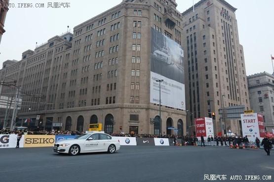 宝马3全程赞助上海马拉松