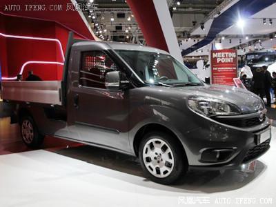 菲亚特多款商用车型2014iaa首发亮相 高清图片