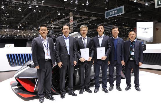 腾风集团与中国中车签订战略合作协议