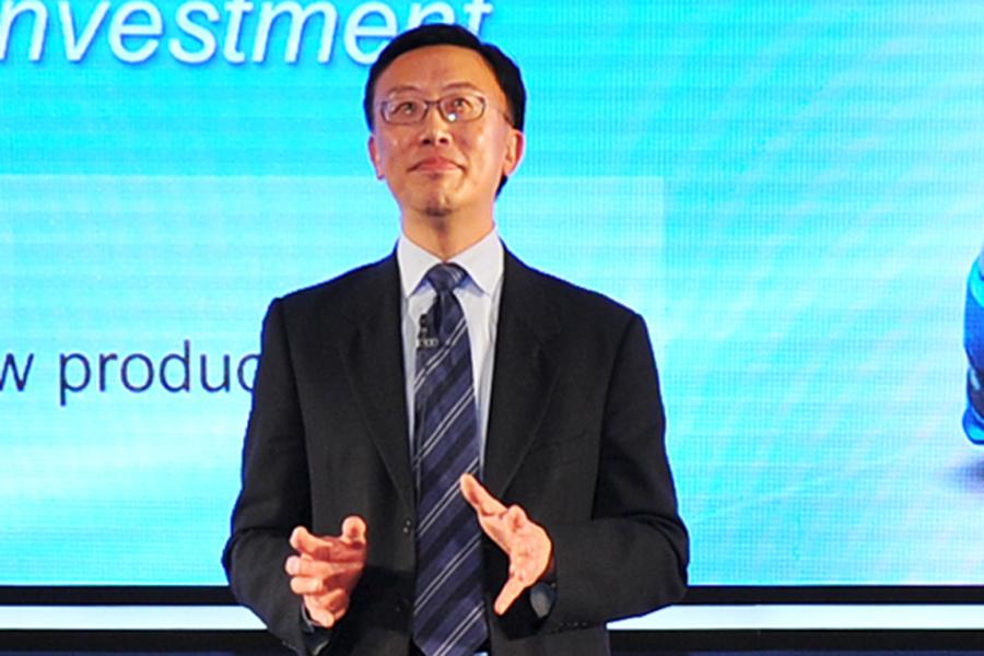 钱惠康:明年年底通用在华新建五个工厂
