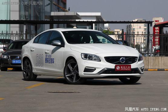 尊荣沃尔沃S60系优惠2.59万 现车在售