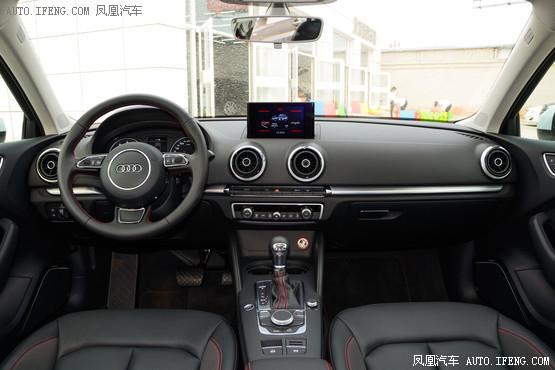 2016款 奥迪A3 Sportback 35 TFSI 特别版