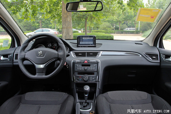 2014款 标致308 乐享版 1.6L 自动优尚型
