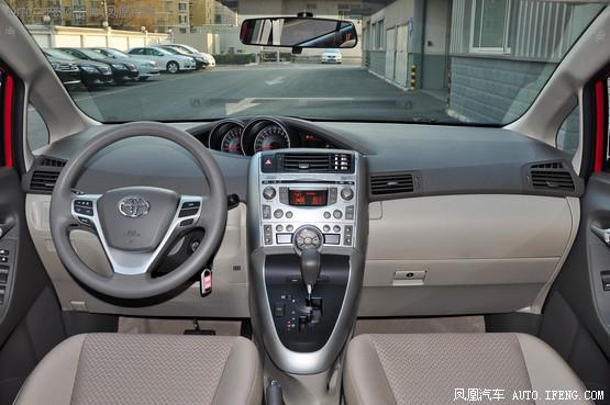2014款 丰田逸致 180G 自动舒适版