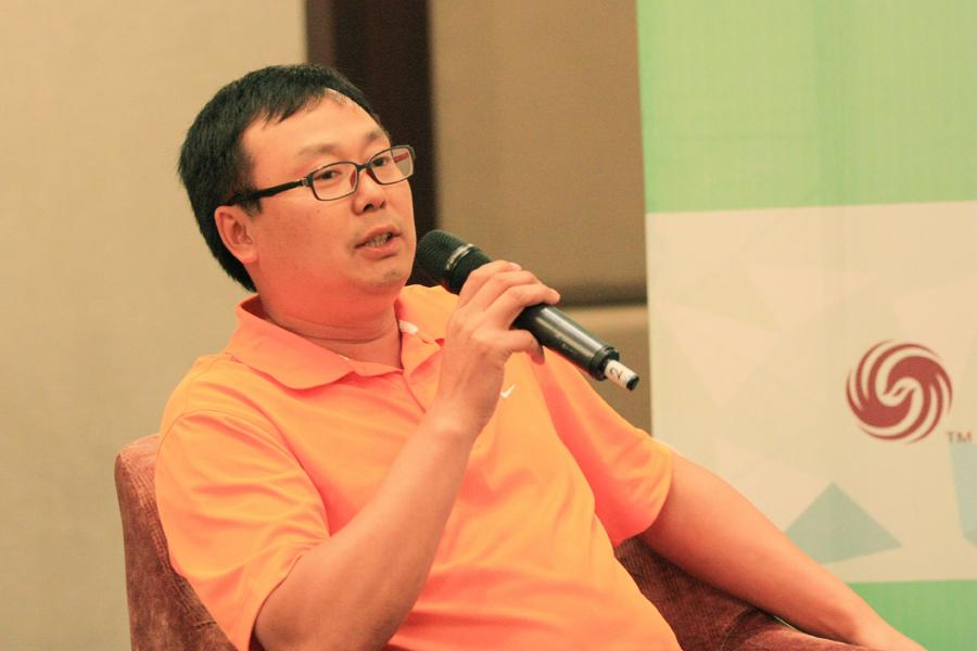 《汽车周刊》出版人郭登礼
