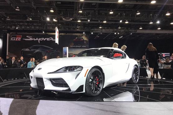 2019北美車展:豐田全新Supra正式發布