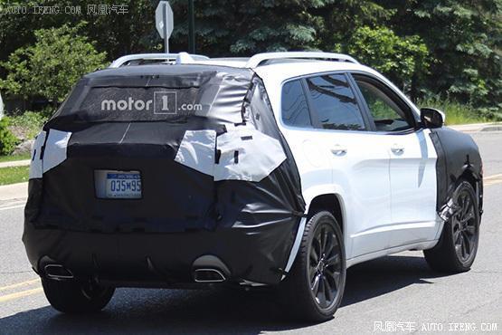 new car release this year2018 Jeep Cherokee photos exposure The autumnaiaicarscom