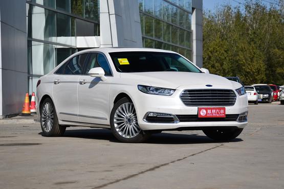 2018款福特金牛座上市 取消2.7T车型</span></h3>