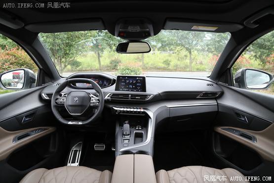 2017款 标致5008 380THP 豪华GT版