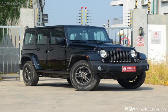 牧马人南京地区优惠2万元 有现车