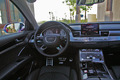 Audi Sport S8 实拍内饰图片