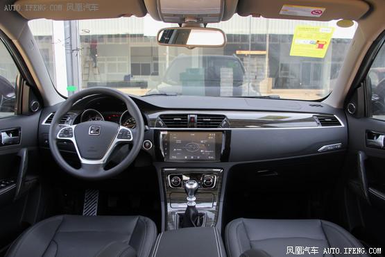 2016款 众泰T600 1.5T 手动旗舰型