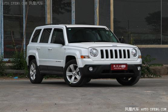 现车促销 购Jeep自由客最高可优惠1万元