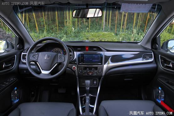 2013款 本田凌派 1.8L 自动旗舰版