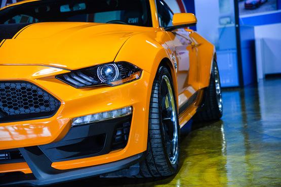 谢尔比GTE宽体版国内上市性能提升售41.8万元