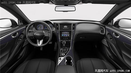 2019款英菲尼迪Q60上市 配置升级、操控提升
