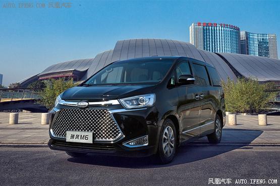 瑞风M6广州车展上市 预计售价25-30万_凤凰网汽车_凤凰网