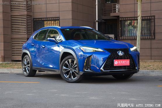 雷克萨斯四车系推2020款车型售28.30-117.20万元