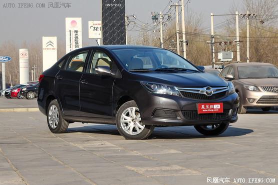 海马 今年销量:417辆 去年同期销量:136辆 主要在售车型:海马m3/m7