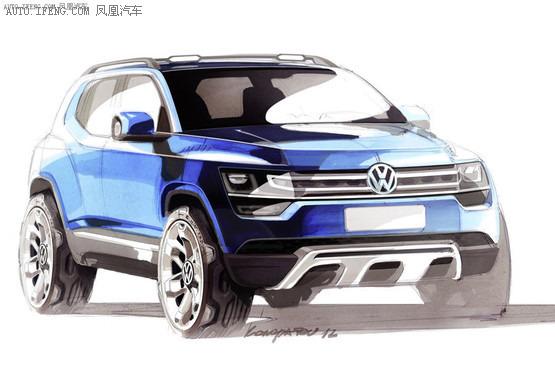 斯柯达全新小型跨界SUV将基于大众Taigun打造-斯柯达将推全新小型高清图片
