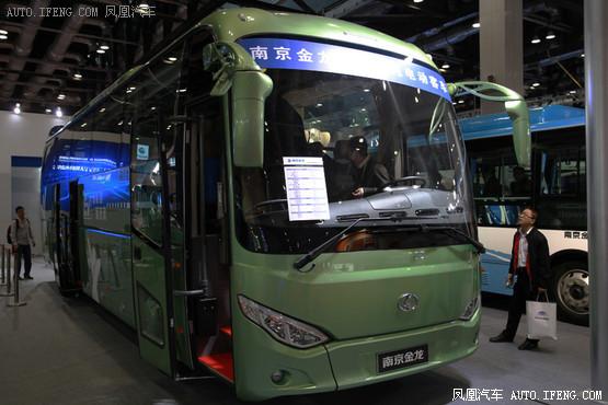 南京金龙njl6117bev太阳能纯电动客车