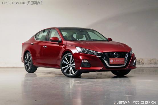 2018中国汽车年度盛典:年度车--东风日产第七代天籁ALTIMA_北京