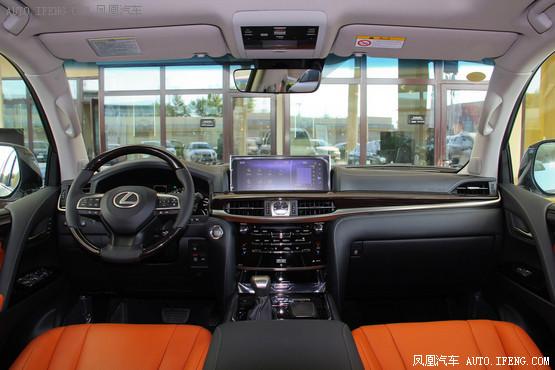 2016款 雷克萨斯LX570 尊贵豪华版