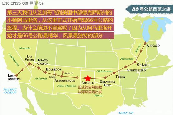 探寻别样美国文化 美国66号公路游记