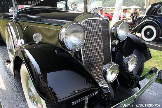 中国 林肯/1933年是林肯KA和KB同时采用了V/12发动机唯一的一年。
